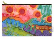 Graffiti On The Wall Of My Mind Carry-all Pouch