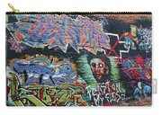 Graffiti Series 01 Carry-all Pouch