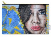 Grafitti Art Calama Chile Carry-all Pouch