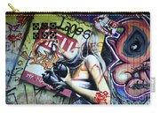 Grafitti Art Florianopolis Brazil 1 Carry-all Pouch