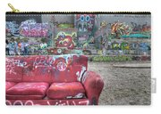 Grafitti Couch Carry-all Pouch