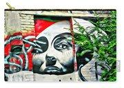 Grafitti Three Lady Carry-all Pouch