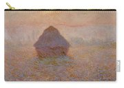 Grainstack  Sun In The Mist Carry-all Pouch