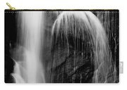 Grampians Waterfall Bw Carry-all Pouch