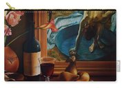 Gran Chateau With Pears Carry-all Pouch