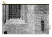 Granada Cathedral Monochrome Carry-all Pouch
