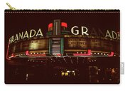 Night Lights Granada Theater Carry-all Pouch