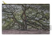 Grand Angel Oak Tree Carry-all Pouch