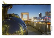 Grand Arch And La Defense Carry-all Pouch