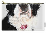 Grand Berner Girl Carry-all Pouch