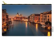 Grand Canal At Dusk Carry-all Pouch