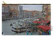 Grand Canal From Rialto Bridge Carry-all Pouch