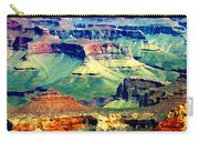 Grand Canyon After Monsoon Rains Carry-all Pouch