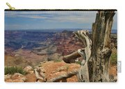 Grand Canyon And Dead Tree 1 Carry-all Pouch