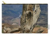Grand Canyon And Dead Tree 2  Carry-all Pouch