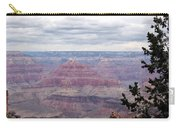 Grand Canyon Awaiting Snowstorm Carry-all Pouch