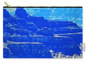 Grand Canyon Blues Carry-all Pouch