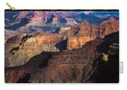 Grand Canyon Colors Carry-all Pouch