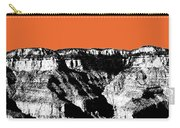 Grand Canyon - Coral Carry-all Pouch