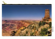Grand Canyon Desert View Watchtower Panorama Carry-all Pouch