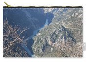 Grand Canyon Du Verdon Overview Carry-all Pouch