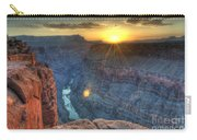 Grand Canyon First Light Carry-all Pouch