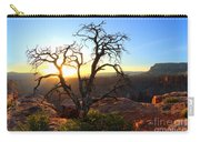 Grand Canyon Gathering The Light Carry-all Pouch