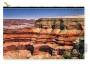 Grand Canyon Mesa Panorama Carry-all Pouch
