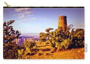 Grand Canyon National Park Golden Hour Watchtower Carry-all Pouch
