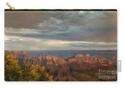 Grand Canyon North Rim Sunset Carry-all Pouch