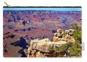 Grand Canyon Of Red By Diana Sainz Carry-all Pouch