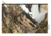 Grand Canyon Of The Yellowstone Carry-all Pouch by Michael Chatt