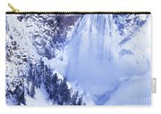 Grand Canyon Of The Yellowstone Yellowstone National Park Wyoming Carry-all Pouch