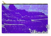 Grand Canyon Purples Carry-all Pouch