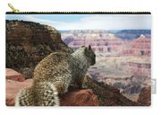 Grand Canyon Squirrel Carry-all Pouch