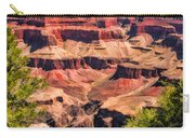 Grand Canyon Valley Carry-all Pouch