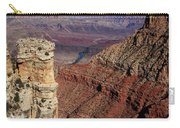 Grand Canyon View Carry-all Pouch by Aidan Moran
