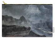 Grand Canyon Watercolor Carry-all Pouch