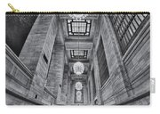 Grand Central Corridor Bw Carry-all Pouch