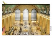 Grand Central Terminal Birds Eye View Carry-all Pouch