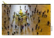 Grand Central Terminal Clock Birds Eye View  Carry-all Pouch