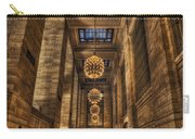 Grand Central Terminal Station Chandeliers Carry-all Pouch
