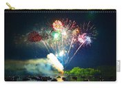 Grand Finale Over The Lake Carry-all Pouch