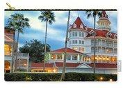 Grand Floridian Resort Walt Disney World Carry-all Pouch