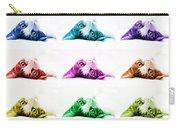 Grand Kitty Cuteness Pop Art 9 Carry-all Pouch