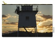 Grand Marais Mn Lighthouse 6 Carry-all Pouch
