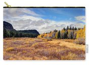 Grand Mesa Colors Carry-all Pouch
