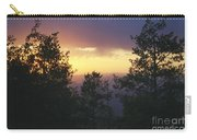 Grand Mesa Sunset Carry-all Pouch