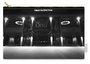 Grand Ole Opry At Night Carry-all Pouch by Dan Sproul