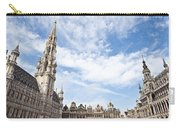 Grand Place In Brussels Belgium Carry-all Pouch
